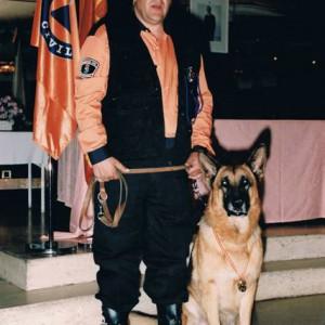 Miguel Díaz y Jan en Condecoración